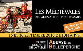 Tarn-et-Garonne: Les Médiévales de Belleperche - @tarnetgaronneCG