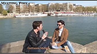 Zanarelli : Interview d'un chanteur pétillant pour Meeting Time #tvlocale @zanarelli