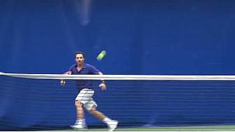 #Tennis : le tournois international senior est lançé