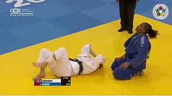 Le Judo au Féminin avec Asma Niang