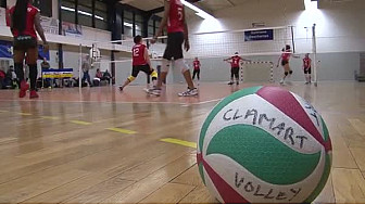 Clamart Volley-Ball assure sa place dans l'élite