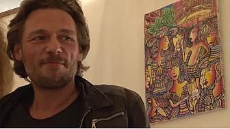Thierry Paul Valette a reçu un prix international  à la Galerie Mona Lisa #Paris @TPV75000