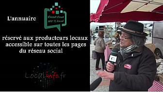 Le Réseau Social et Média Participatif Localinfo.fr lance un annuaire Circuit Court pour aider les Producteurs et les acteurs économiques locaux @Localinfo_fr @TvLocale.fr
