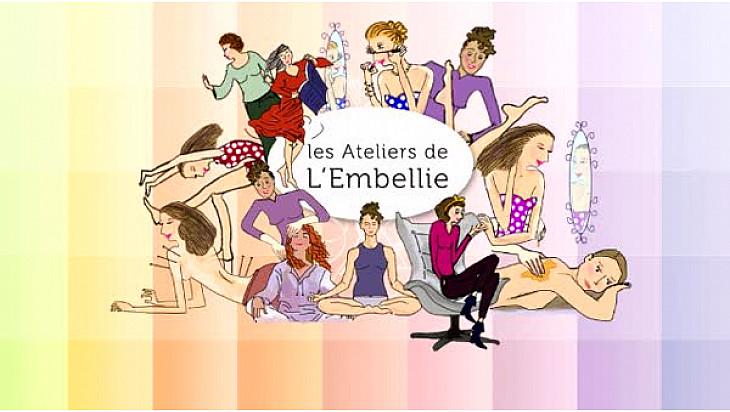 @LesAteliersDeLEmbellie : (les malades) ' Ce sont avant tout des femmes '