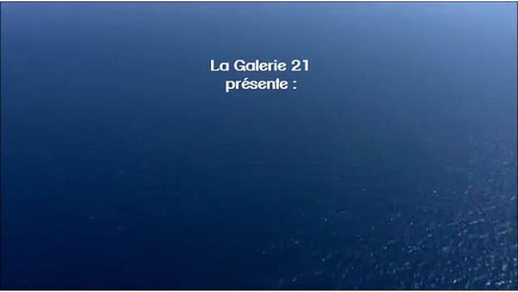 L'ascension du mont fuji avec Odile Cariteau à Galerie21 de Balma