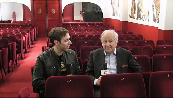 Interview Jacques Mailhot : Tout Est Bon Dans Le Macron ! @Theatredes2anes
