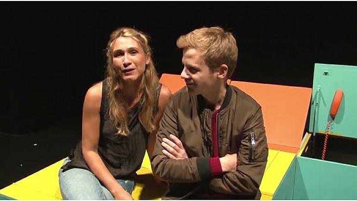Théâtre Interview : Le Miracle - Rencontre avec Patxi Garat et Alexandra Chouraqui