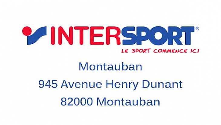 Nicolas ROQUES Responsable magasin Intersport Montauban