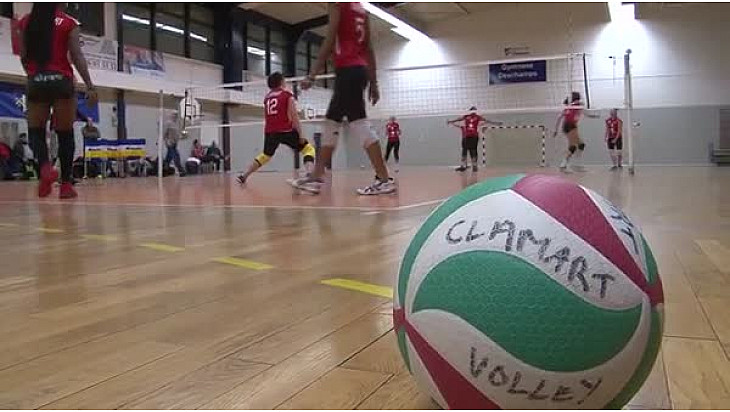 Clamart Volley-Ball assure sa place dans l'élite