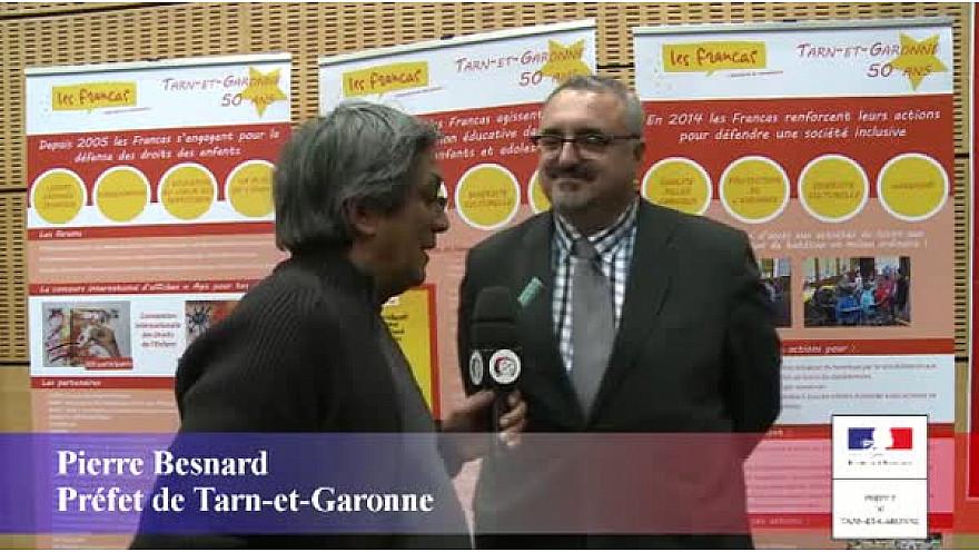 2 ème édition de la Mobilisation citoyenne : Interview de Pierre Besnard Préfet de Tarn-et-Garonne