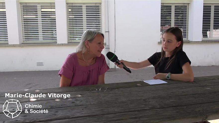 La Caravane de la chimie a fait une halte à l'école primaire de Lacourt-Saint-Pierre, les jeunes reporters ont couvert l'évènement.