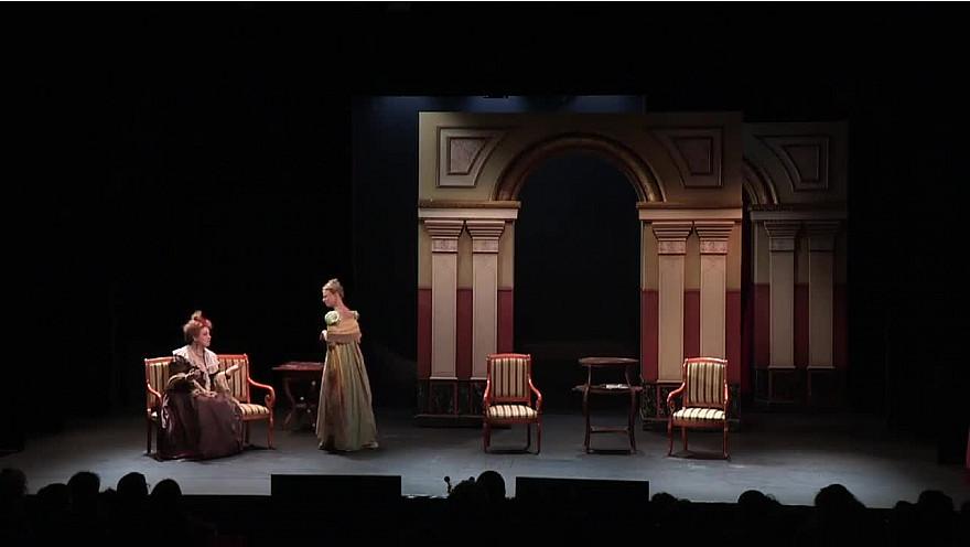 KEAN de Alexandre DUMAS  -  5 nominations aux Molières -  Adaptation Jean-Paul SARTRE avec Alexis Desseaux, mise en scène Alain Sachs - En tournée @ADesseaux
