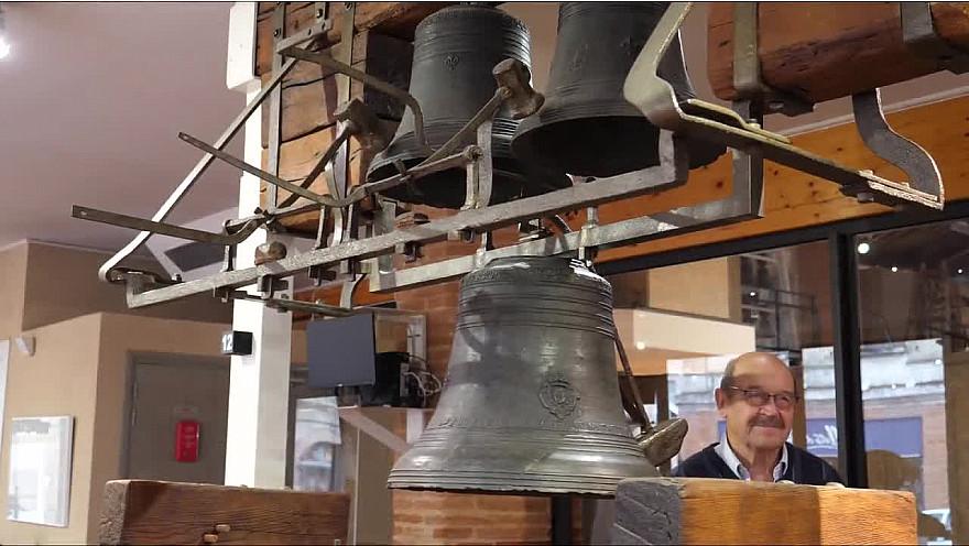 Le Carillon de la Bastille au Musée d'Art Campanaire #L'Isle-Jourdain #Gers #Occitanie @Tv_Locale @smartrezo