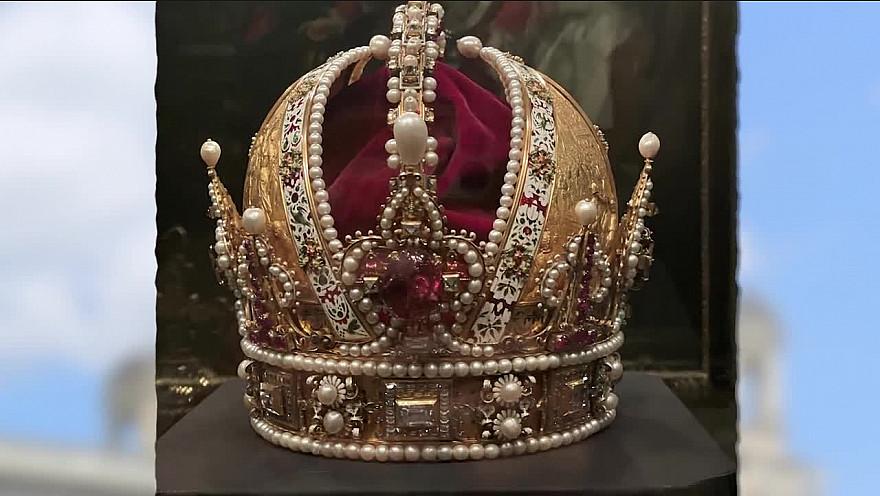 Je dis Culture : Trésor Impérial de Vienne, Autriche
